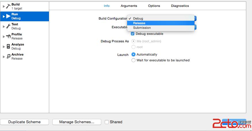 iOS开发——为iOS工程创建模拟器包,用于其它电脑上iOS模拟器的运行测试(Creating an iOS Simulator Build)